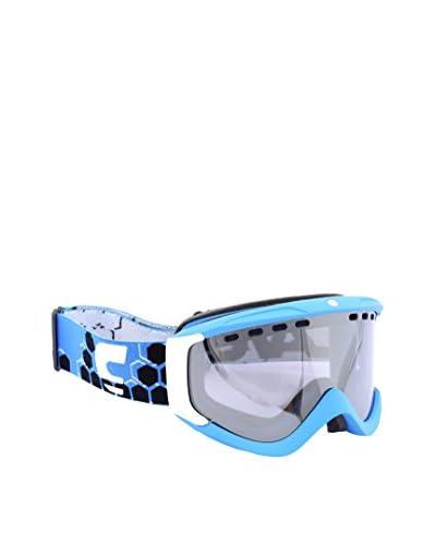 Carrera Sport Máscara de esquí M00373 ZENITH BLUE EXAGON MAT 4O
