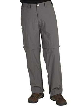ExOfficio Mens Nomad Regular Length Convertible Pant by ExOfficio