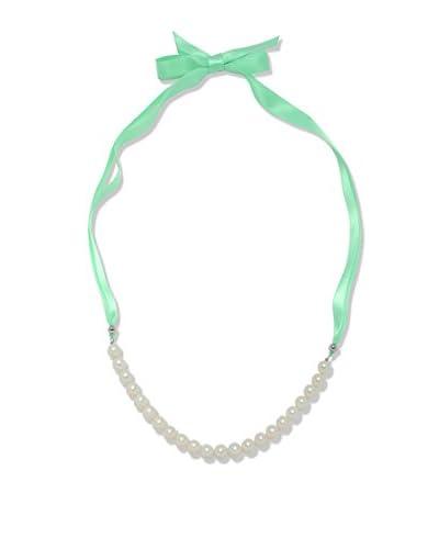 Pure Pearls Collar 60040113 Plateado