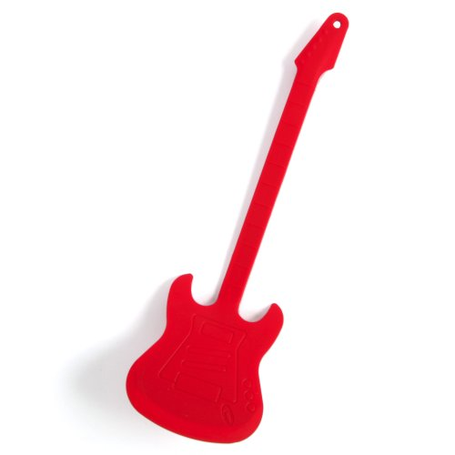 The Flipper Guitar Spatula - Red (By GAMAGO)