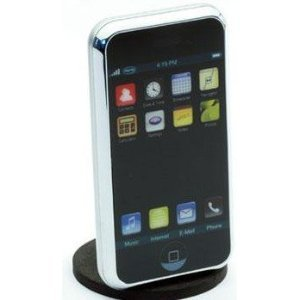 WeighMax Digital iPhone Cell Gram 500g x 0.1g Pocket Scale
