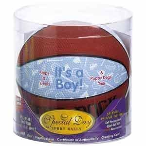 It's A Boy Basketball