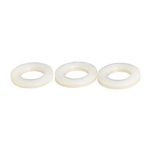Bolt Base 12mm White Nylon Flat Form A Washers Plastic Washer Natural DIN 125 M12 - 10