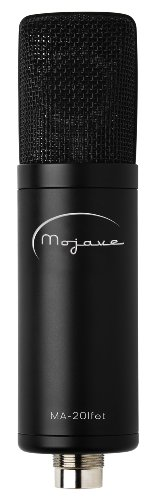 Mojave Audio Large Diaphragm Solid State Condenser Microphone