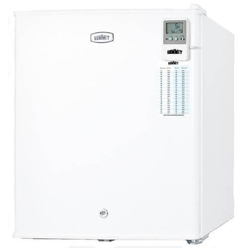 Summit Commercial FS22LPLUS Compact Undercounter Medical Freezer, 1.3 cu. ft. cap.