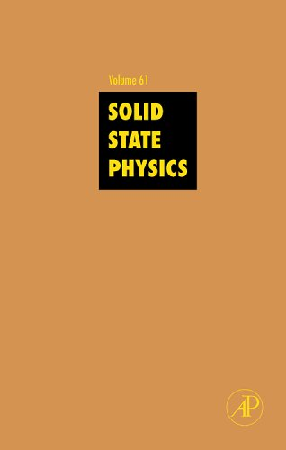 Solid State Physics, Volume 61