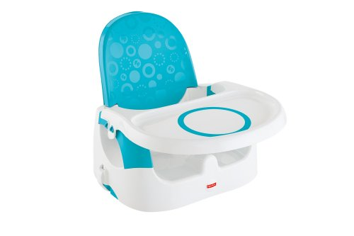 Fisher-Price Deluxe Quick-Clean Portable Booster - 1