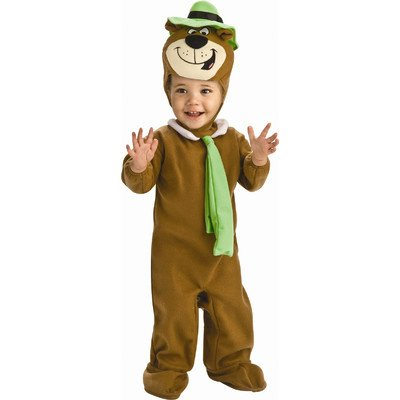 Yogi Bear Deluxe Kids Costume
