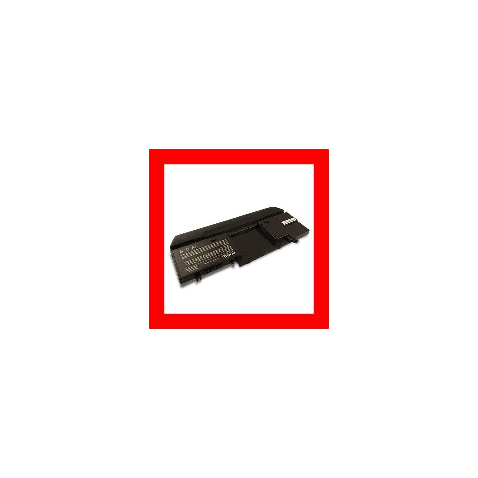 9 Cells Dell Latitude D430 Laptop Battery 68Whr #047