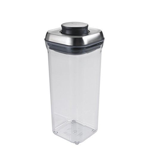 OXO SteeL POP Container - Rectangle (1.5 Qt) (Oxo Clear Container compare prices)