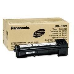 Panasonic UF-490, 4000 Toner (6,000 Yield), Part Number UG3221 мясорубка panasonic mk g1800pwtq