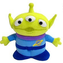 Disney and Pixar Toy Story 9 Inch Plush Figure Alien