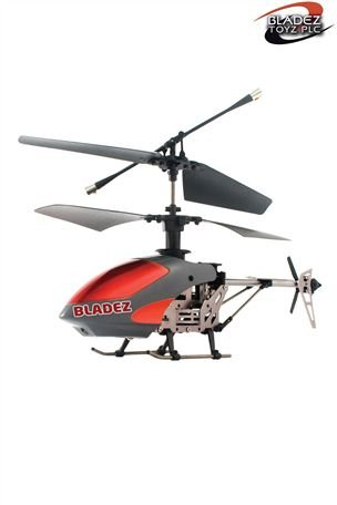 Bladez 4 Channel Gun Metal Remote Control Helicopter