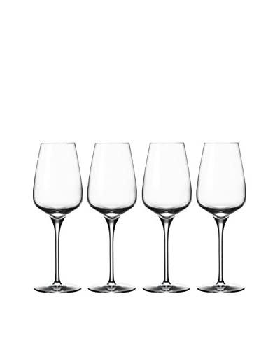 Villeroy & Boch Set of 4 Vivo Voice 12-Oz. White Wine Glasses