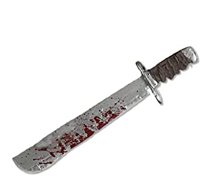 Friday The 13th Jason Voorhees Deluxe Machete by Rubies