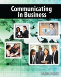 Communicating in Business Front Cover