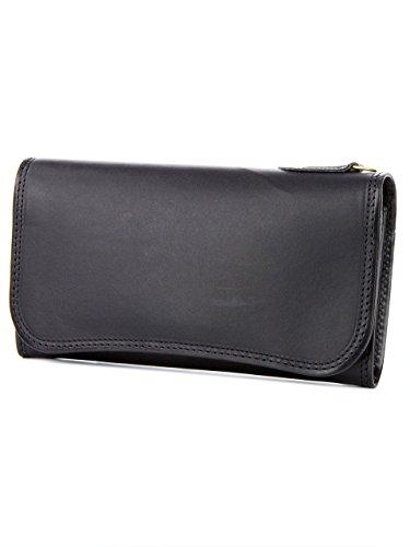 [コルボ] CORBO. 長財布 左利き用 8LC-0404L ブラック CO-8LC-0404L-15