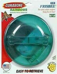 TopDawg Pet Supply Gumabone Rainbow Frisbee – Large