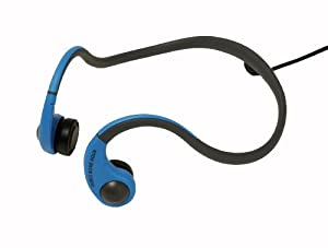 Audio Bone AB10BL 1.0 Headphones (Blue)