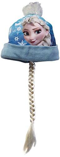 Disney GORRO  FROZEN-Cappello Unisex - Bimbi 0-24    blu 146 cm
