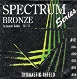 Thomastik-Infeld SB112 Acoustic Guitar Strings, Spectrum Series 6 String Set (12-54) E, B, G, D, A, E