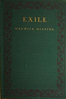 Exile by Warwick Deeping