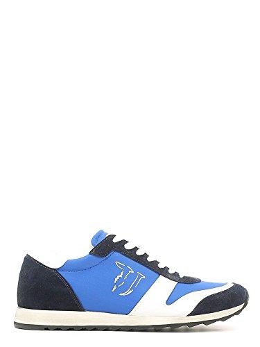 Trussardi jeans 77S066 Sneakers Uomo Blu 41