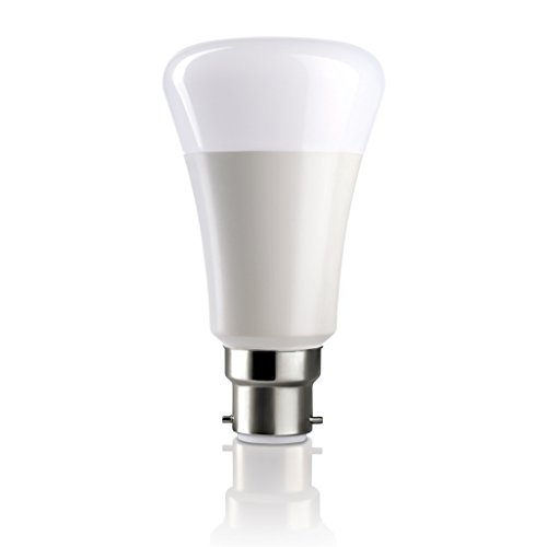 10W Modern B22 LED Bulb (Cool Day Light)
