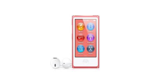 ChannelExpert transparent Crystal Hard Case Cover Bumper Schutz Hülle Etui Handytasche HandyHülle Etui für Apple iPod Nano 7