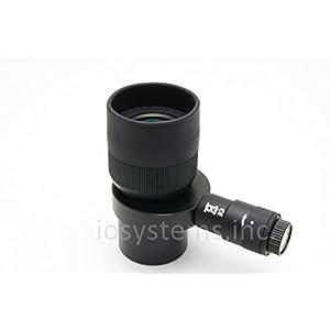 AstroStreet 暗視野照明 十字線入り プルーセルアイピース 23mm アメリカンサイズ 31.7mm径