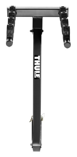 Thule 956 Parkway 4-Bike Hitch Mount Rack (2-Inch Receiver) (Hitch Mount Bike Rack Thule compare prices)