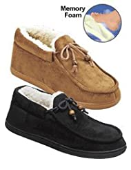 Men's Memory Foam Moccasins