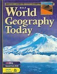 Holt World Geography Today Annotated Teacher's Edition
