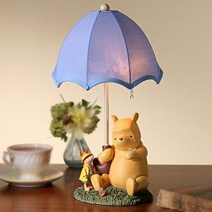 Amazon Com Winnie The Pooh Lamp Light With Piglet