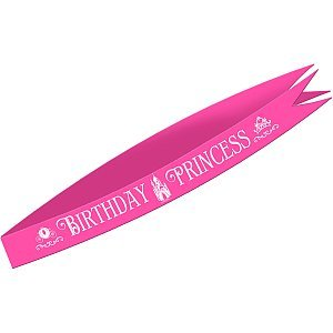 Disney Princess Royal Event Sash