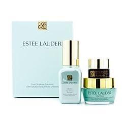 Estee Lauder Even Skintone Solutions: Idealist Even Skintone Illuminator 30Ml + Daywear Creme 15Ml + Advanced Night Repair Eye 5Ml - 3Pcs