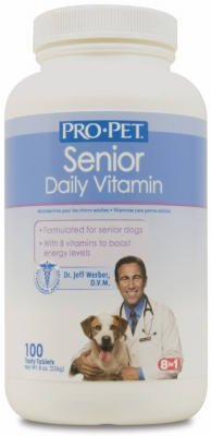 Multivitamin For Senior Dogs