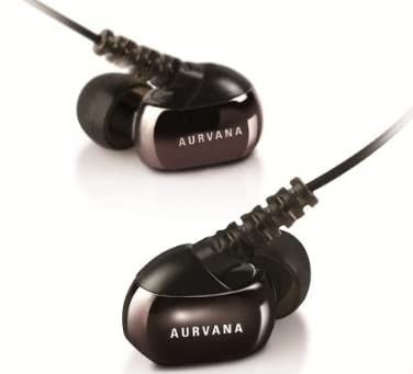Creative Aurvana In-Ear 3インナーイヤー型イヤフォン EP-AVNER3