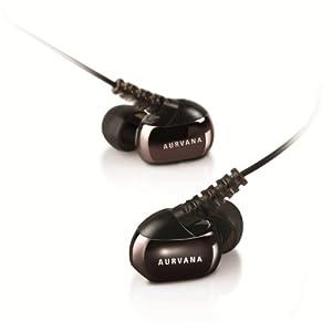 Creative Aurvana In-Ear 3 インナーイヤー型イヤフォン EP-AVNER3