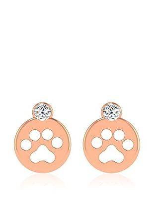 Friendly Diamonds Pendientes FDT12243R Oro Rosa
