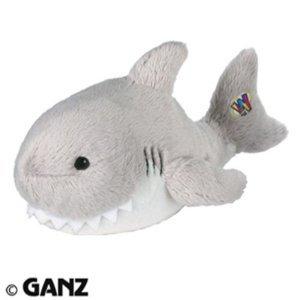 Webkinz Shark + Free Webkinz Magnetic Bookmark