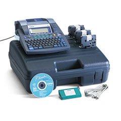 PT 9600 Professional Labeling System, 16 Lines, 9 3/10w x 11 9/10d x 4 1/10h 31FmDIqAhiL