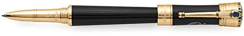 モンテグラッパ ペレP-10 水性ボールペン (18金ゴールド装飾) 〈限定版〉 ISICPRGC