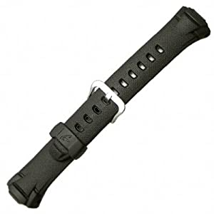 Casio Genuine Replacement Strap for G Shock Watch Fits GW-530A-1V,GW-500Y-1V, GW-500E-1V, GW-500U-1V, GW-500A-1V, 2688
