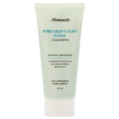 mamonde-pore-deep-clean-foam-cleansing-175ml