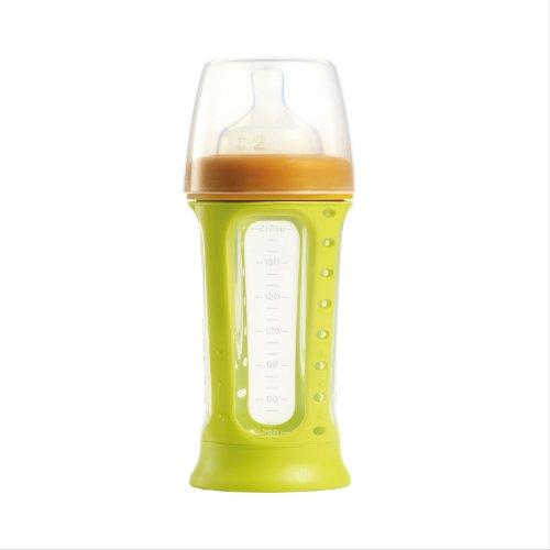 210-ml-Flasche-Biboz-gipsy-Orange-Beaba