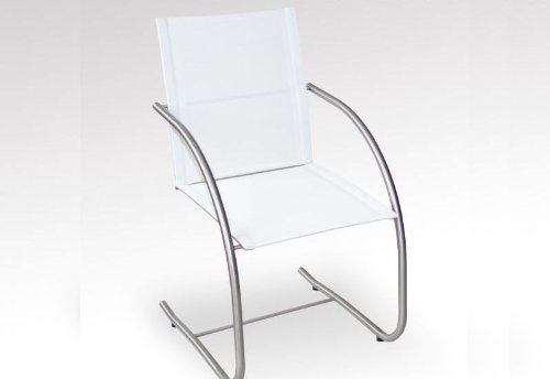 Diamond Garden Stuhl Mailand weiß günstig bestellen