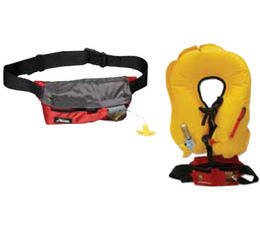 Hobie Personal Flotation Device PFD Belt Pack - Red