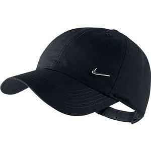 nike metal swoosh baseball cap hat junior. Black Bedroom Furniture Sets. Home Design Ideas
