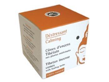 Tibetan Destressing Incense Cones (ETC2)